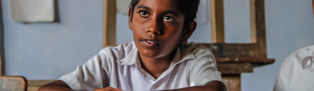 Elektrizität und Renovierung der Naimbala Schule auf Sri Lanka (2010)
