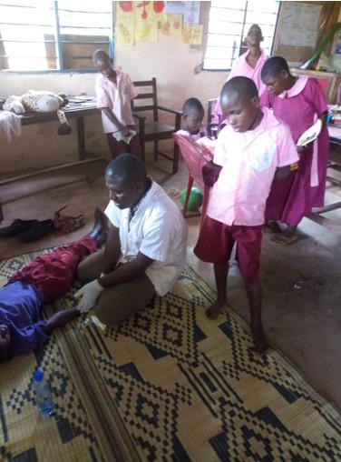Hilfe für Kinder in Msambweni